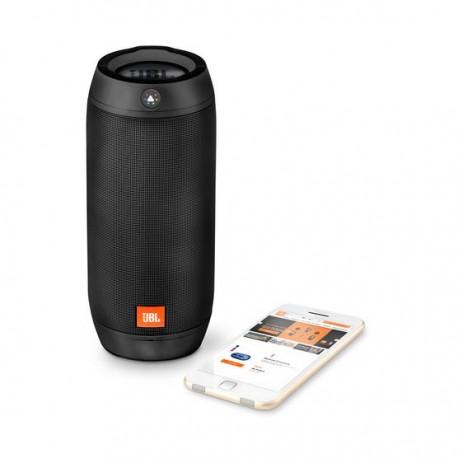 JBL Pulse 2 Splashproof Portable Bluetooth Speaker With Interactive Light Show