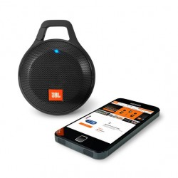 JBL Clip+ Splashproof Ultra-portable Bluetooth Speaker with Carabiner