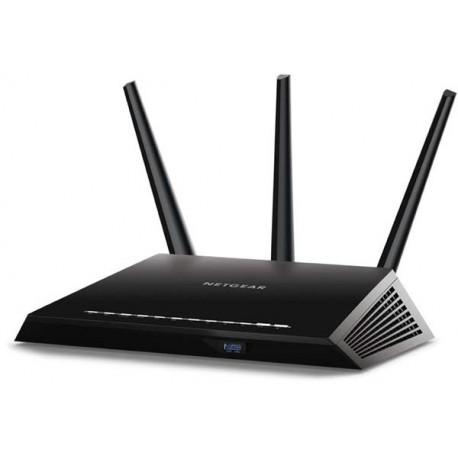 Netgear R7000-100NAS Nighthawk AC1900 Dual Band Gigabit Smart WiFi Router