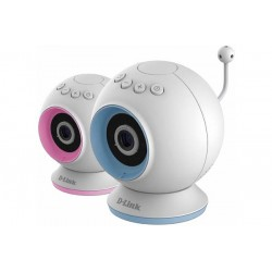 D-Link DCS-825L EyeOn Baby Monitor IP Camera
