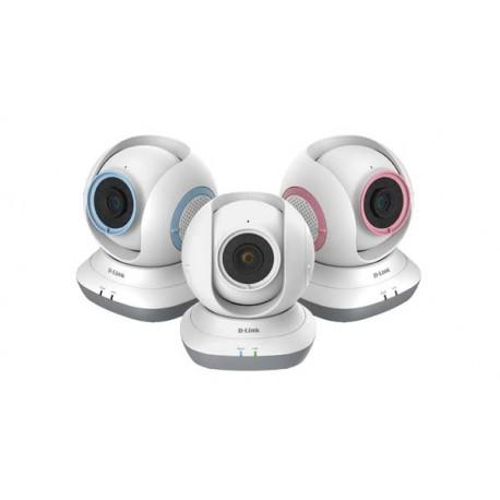 D-Link DCS-850L Pan & Tilt Cloud Wi-Fi Baby Camera with Night Vision