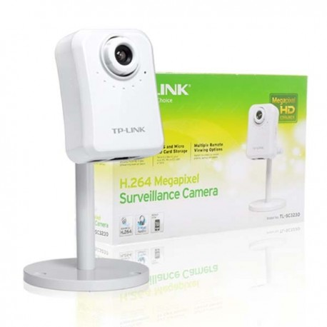 TP-Link TL-SC3230 H.264 Megapixel Surveillance Camera