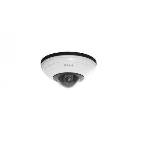 D-Link Systems DCS-5615 Full HD Mini Pan & Tilt Dome Network Camera (White)