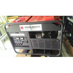 Genset Highlander SF-11500 DXE 9500W