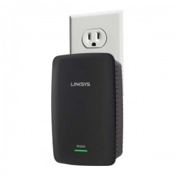 Linksys RE2000 N600 Dual-Band Wireless Range Extender