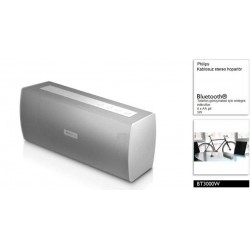 Phillips BT3000W Bluetooth Wireless Stereo Speaker