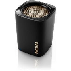 Phillips BT100B Wireless Portable Speaker Bluetooth