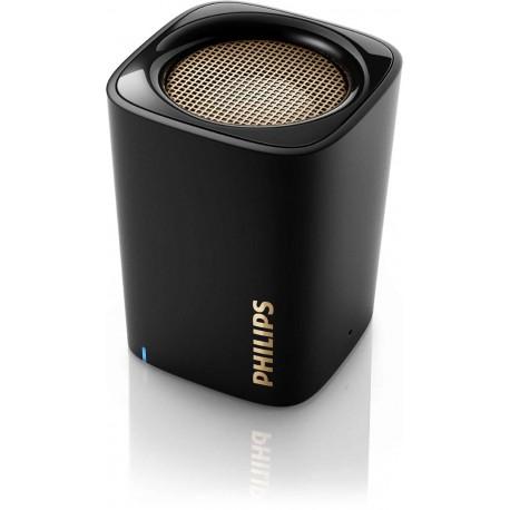 Phillips BT100B Wireless Portable Speaker Bluetooth