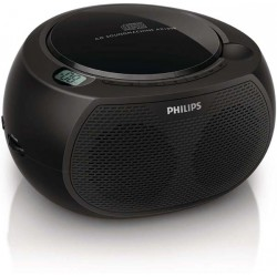 Philips AZ100B CD Soundmachine The Compact and Portable