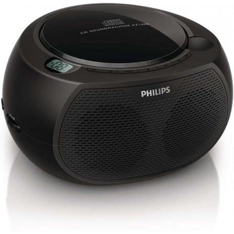 Philips AZ100B CD Soundmachine The Compact and Portable