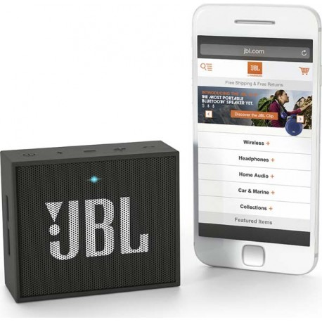JBL Go Bluetooth Portable Speaker