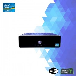 Fujitech H 817i Desktop Mini PC  Intel Core i7 4GB 500GB