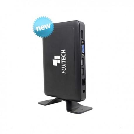 Fujitech SR 350 W Desktop Thin Client Dual Core 1GB  4GB Linux 2.6