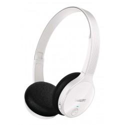 Philips SHB4000WT Headset Stereo Bluetooth On-ear Putih
