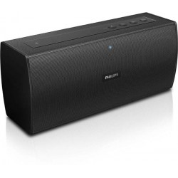 Phillips BT3000B Speaker Stereo Nirkabel Bluetooth 4 x baterai AA 5W