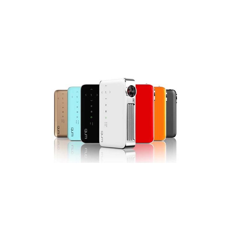 Harga Vivitek Qumi Q6 LED Portable Projector WXGA Up To