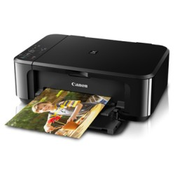 Printer Canon Pixma MG3670 A4 All-in-One Nirkabel Duplex and Cloud