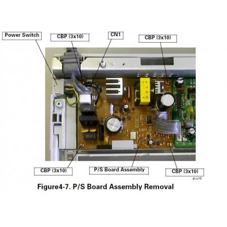 POWER SUPPLY EPSON LX-300+ II BARU
