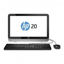Hp 20-r022l Desktop PC All-in-One  Core i3 2GB  500GB 	Win Pro 10