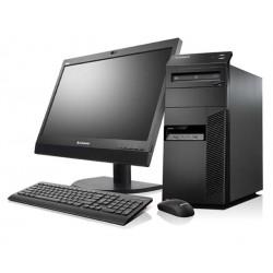 Lenovo ThinkCentre M83 -10AKA0 - 63iF Micro Tower Core i7 4GB 1TB Win7