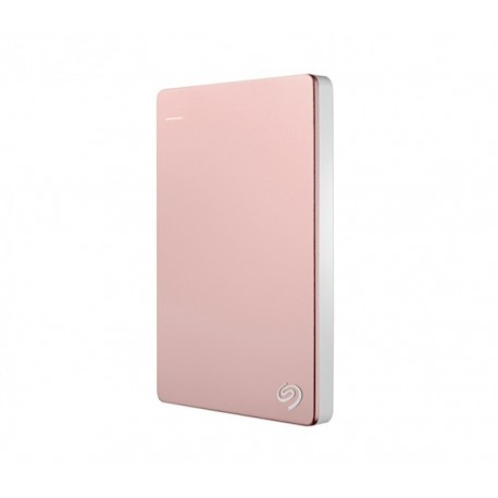 Seagate External Backup Plus Slim 2TB Portable USB (STDR2000309) Rose Gold