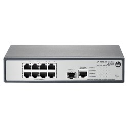 HP Managed Ethernet Switch 1910-8G (JG348A)