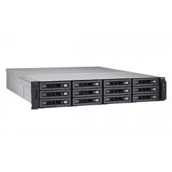 Qnap TVS-EC1280U-SAS-RP-16G-R2 SAS 12G Xeon E3-1246 12-Bay TurboNAS