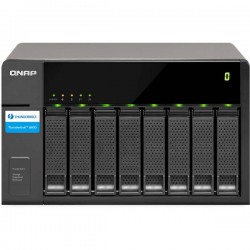 Qnap TX-800P 8-Bay Expension Unit for QNAP Thunderbolt vNAS series