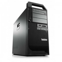 Lenovo ThinkStation D30-3E0 Workstation Intel Xeon 8GB 300GB Win7Pro