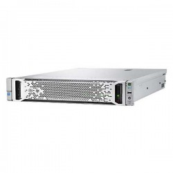 Hp ProLiant DL180G9-455 Gen9 Server Intel Xeon 8GB 600GB 2U Rackmount Chassis