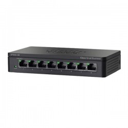 Cisco SF95D-08-AS 8-Port Unmanaged Switch