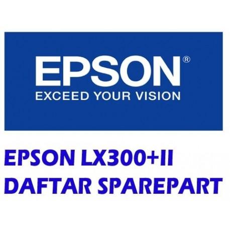 Daftar Link Sparepart Epson LX300+II