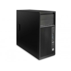 Hp Z240 T Workstation Desktop Intel Xeon E3-1245V5 8GB 1TB Win10 Pro
