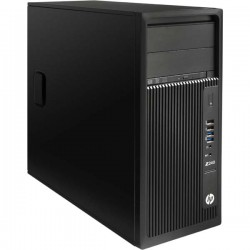 Hp Z240 T (W4V17PA) Desktop Workstation Intel Core i5-6600 4GB 1TB Win10