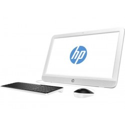 Hp 20-C030L [W2U19AA] AIO PC Core i3-6100U 4GB 500GB DOS