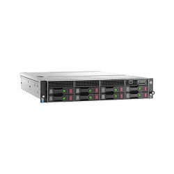 Hp ProLiant DL80G9-641 (1TB)  Server Intel Xeon 8GB 2U Rackmount Chassis