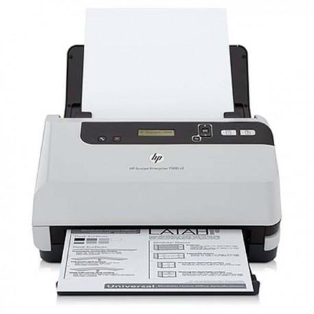 Hp Scanjet (L2730A) Enterprise Flow 7000 S2 Sheet-feed Document Scanner