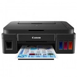 Canon Pixma G3000 Printer Color Inkjet Black/White 8.8 ipm