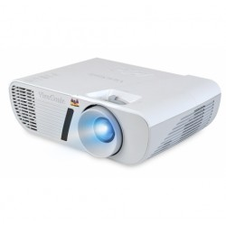 ViewSonic PJD5255L Proyektor XGA 1024x768 3300 Ansi Lumens DLP Technology Lensa Normal