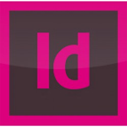 ADOBE InDesign Creative Cloud 1 Year