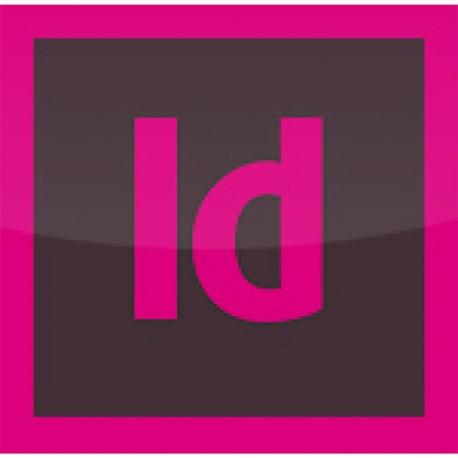 ADOBE InDesign Creative Cloud 1 Year