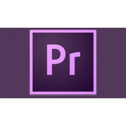 ADOBE Premiere Pro Creative Cloud 1 Year