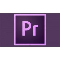 ADOBE Premiere Pro Creative Cloud 1 Year