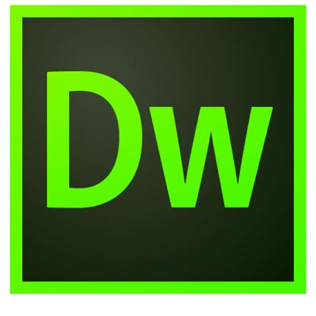 ADOBE Dreamweaver Creative Cloud 1 Year