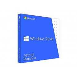 Microsoft P73-05967 Windows Server Standard 2012 R2 64Bit DVD 10 Clt