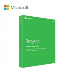 Microsoft H30-05433 Software Project Professional 2016 x32/x64 DVD