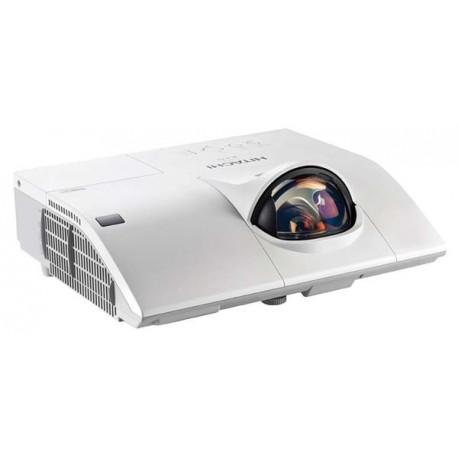 Hitachi CP-D27WN Projector XGA / SXGA 2700 Lumens 3LCD Technology Shorthrew + WiFi