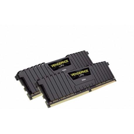 Corsair CMSX32GX4M2A2666 Memory Notebook 32GB Kit (2x16GB) DDR4