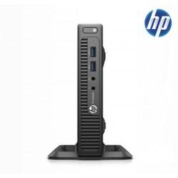 Hp Prodesk DM 400 G2 (X4G52PA) Desktop Mini Core i3-6100 4GB 500GB DOS