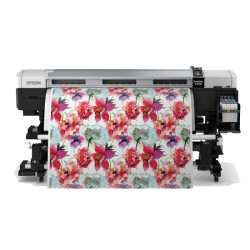 Epson SureColor SC-F7270 Printer 64-inch Roll-to-Roll Dye-Sublimation